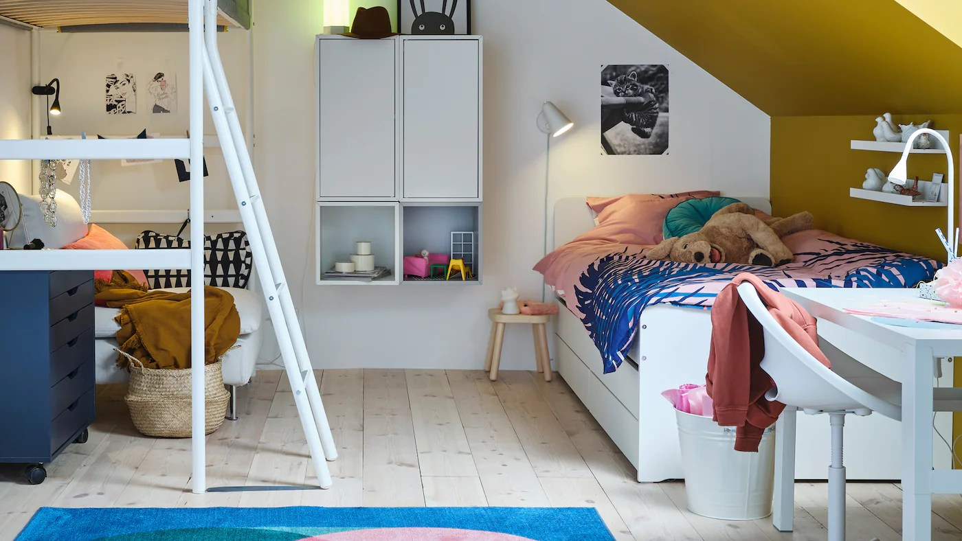 Children S Room Design Ideas Gallery Ikea Ca