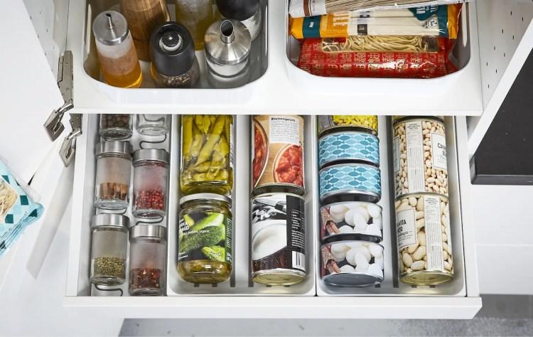 Kitchen Storage Ideas Kitchen Cupboard Storage Ideas Ikea