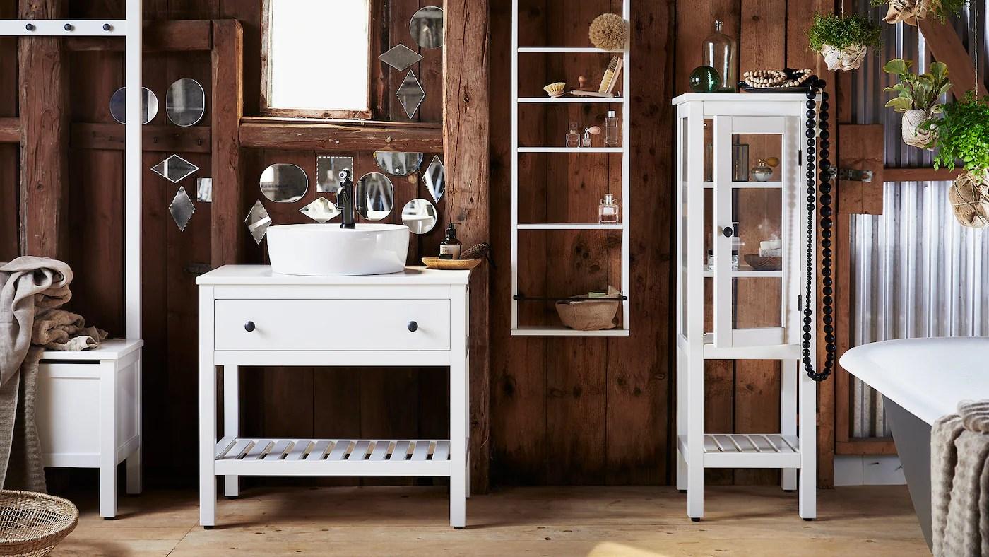Find Tips Og Ideer Til Badevaerelset Ikea