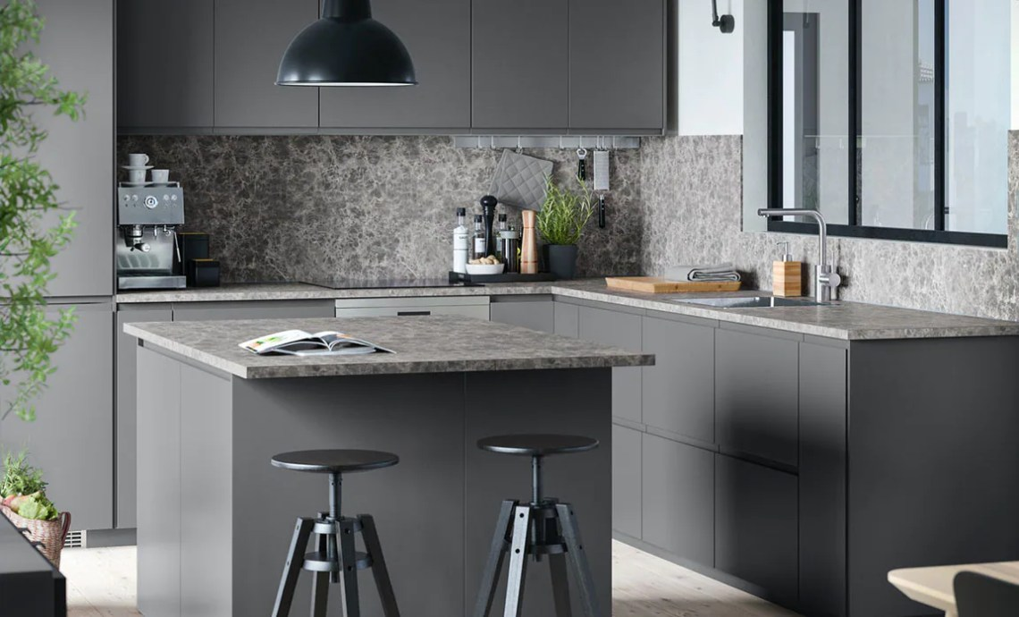 Fitted Kitchen - Fitted Kitchens - Kitchen Furniture - IKEA