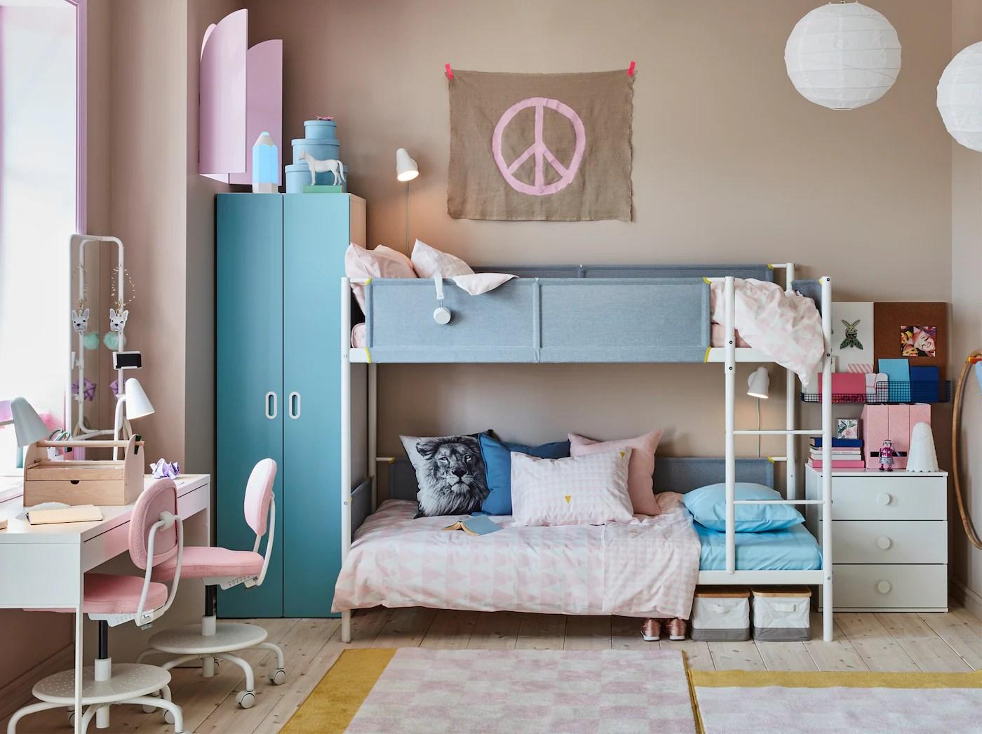 Cameretta A Ponte Ikea Ispirazione Per La Casa