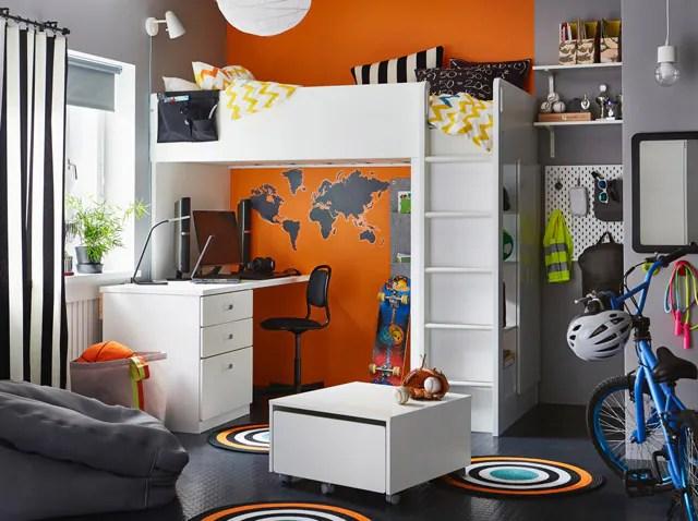 Lasciati Ispirare Dalle Nostre Camerette Ikea