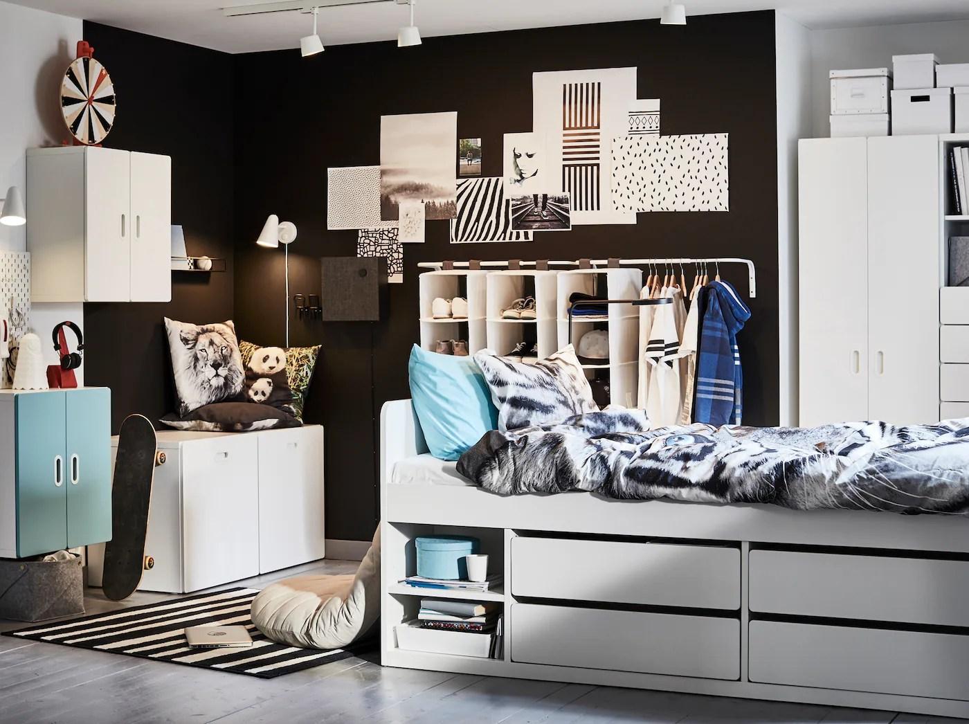Chambre D Ado Pratique Ikea