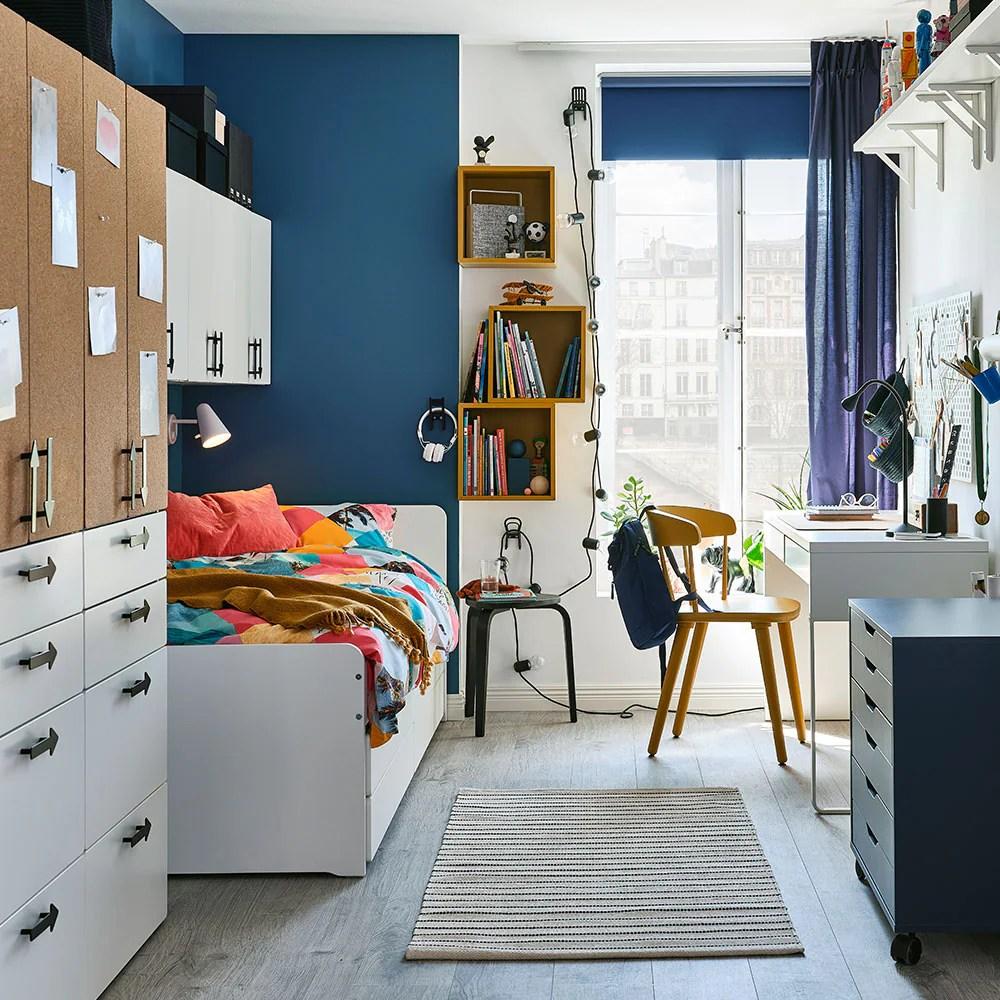 Une Chambre De Reve Pour Pre Ado Ou Ado Ikea