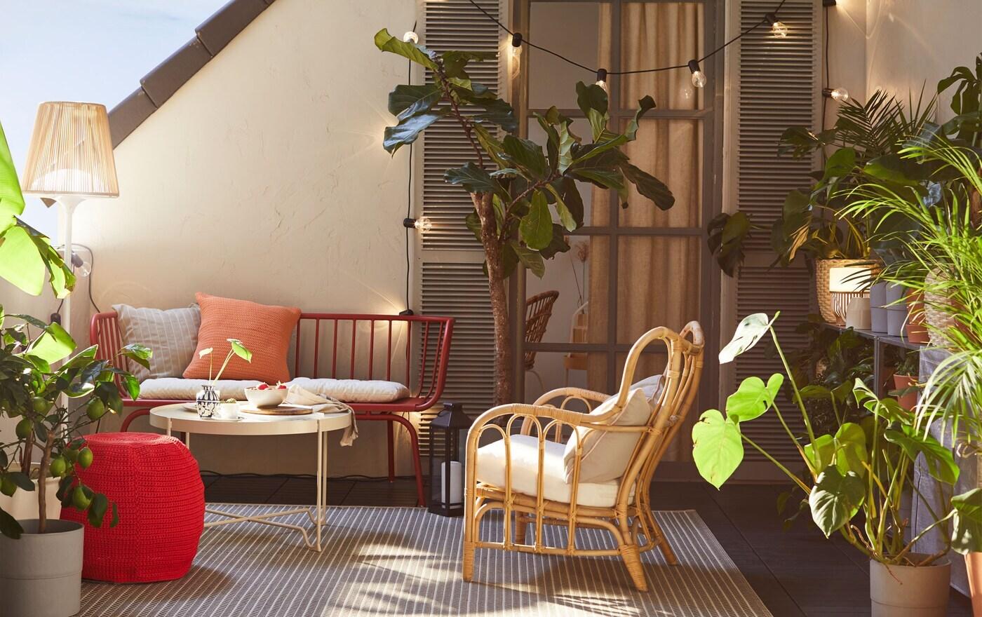 meuble balcon ikea