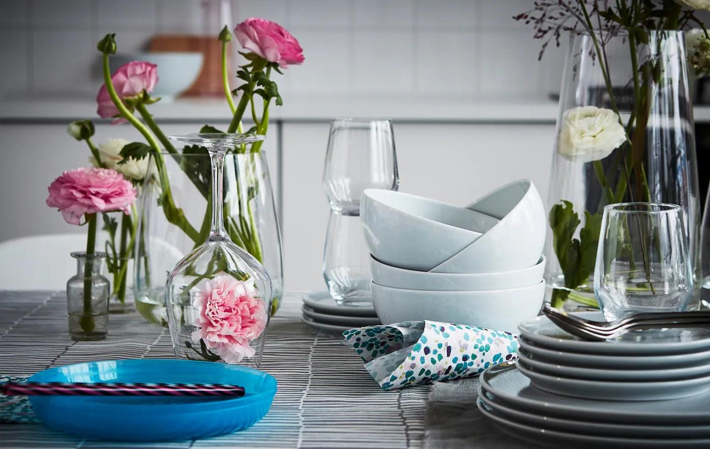family table setting ikea switzerland