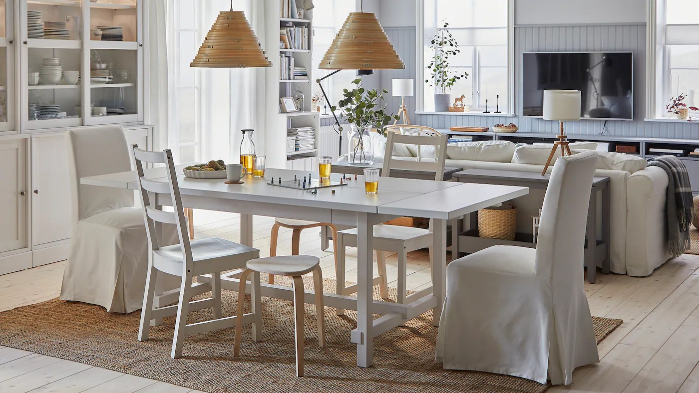 a bright dining room where dreams are