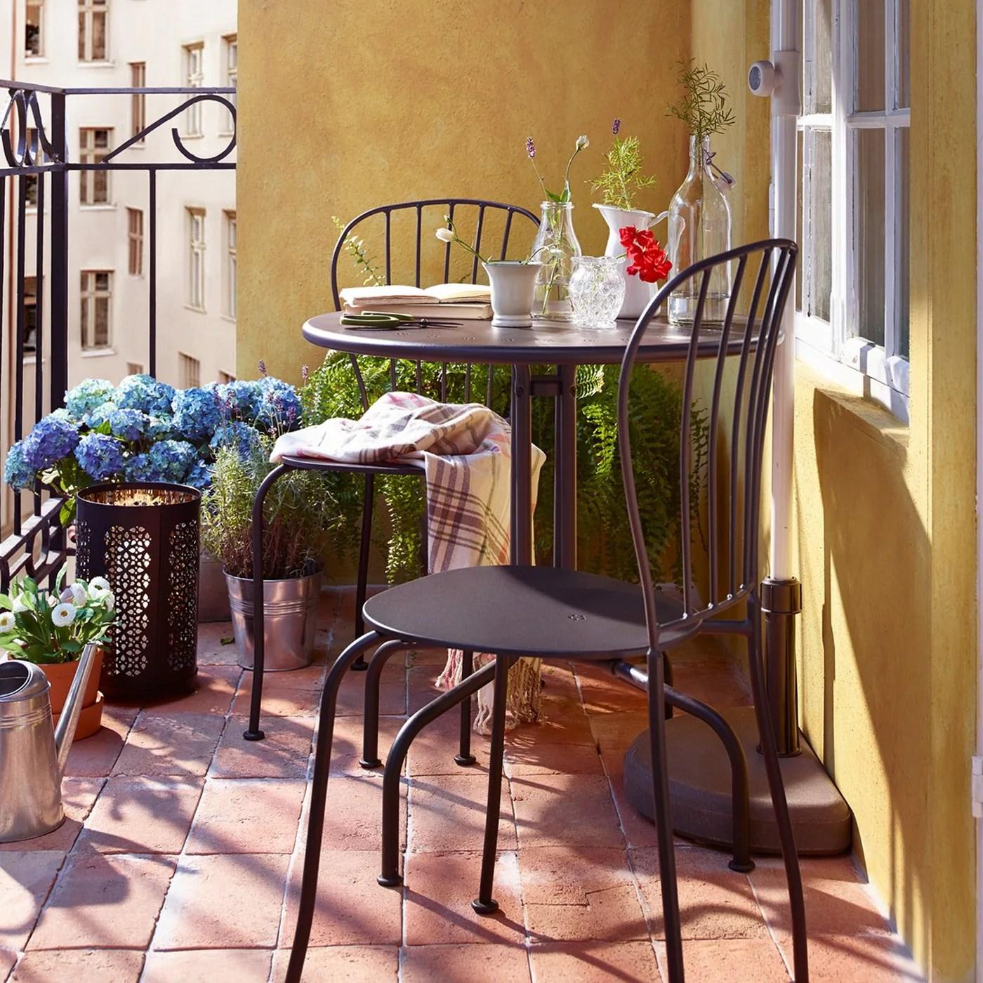 Balkonmöbel & Deko für kleinen Balkon   IKEA Österreich