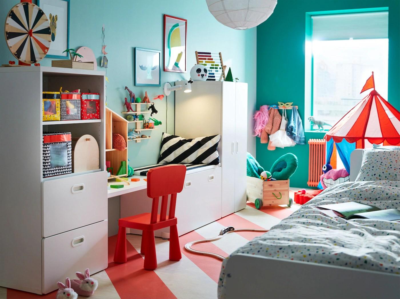 un paradis de jeu pour les enfants ikea