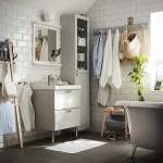 Planlaeg Indretning Af Dit Badevaerelse Ikea