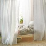 Canopy Bed Curtains Wtih Vidga Ikea