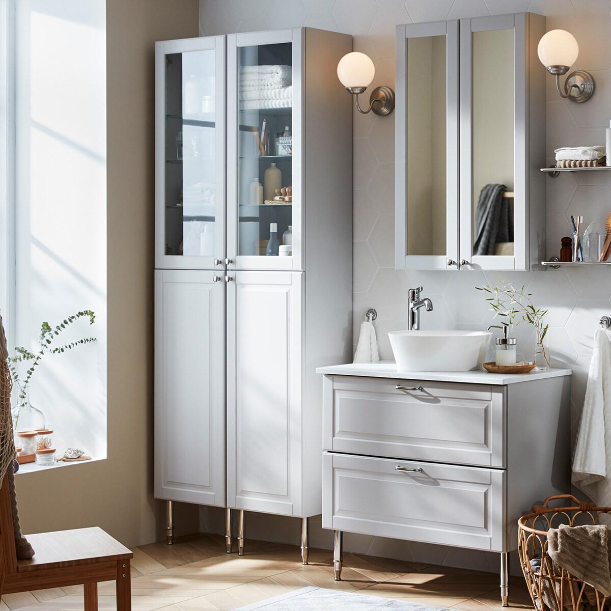 Idee per l'arredamento per il tuo bagno   IKEA   IKEA Svizzera