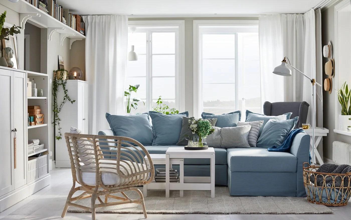 Helle & frische Farben für dein Wohnzimmer   IKEA Deutschland