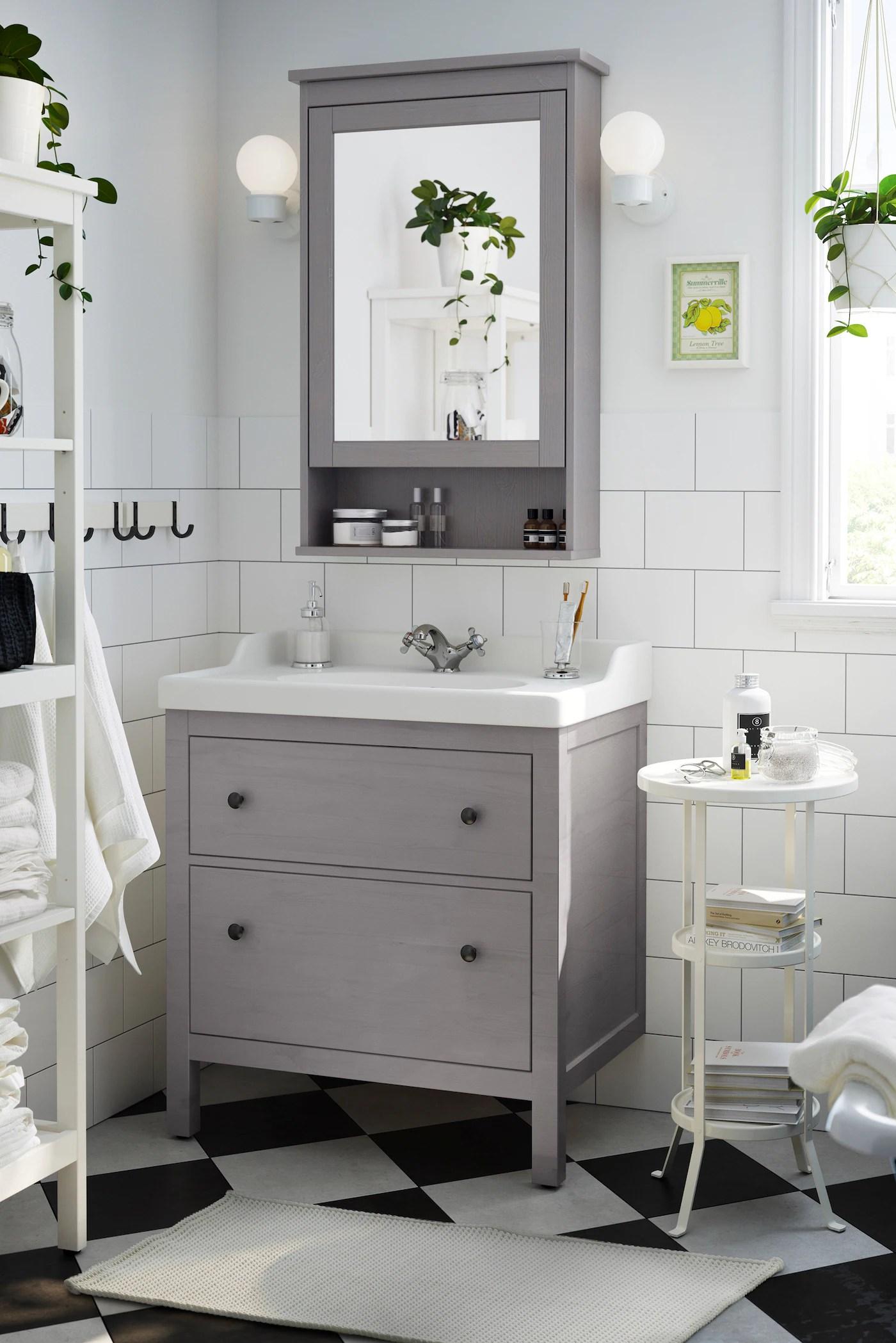 HEMNES Möbel & Accessoires für dein Bad   IKEA Deutschland