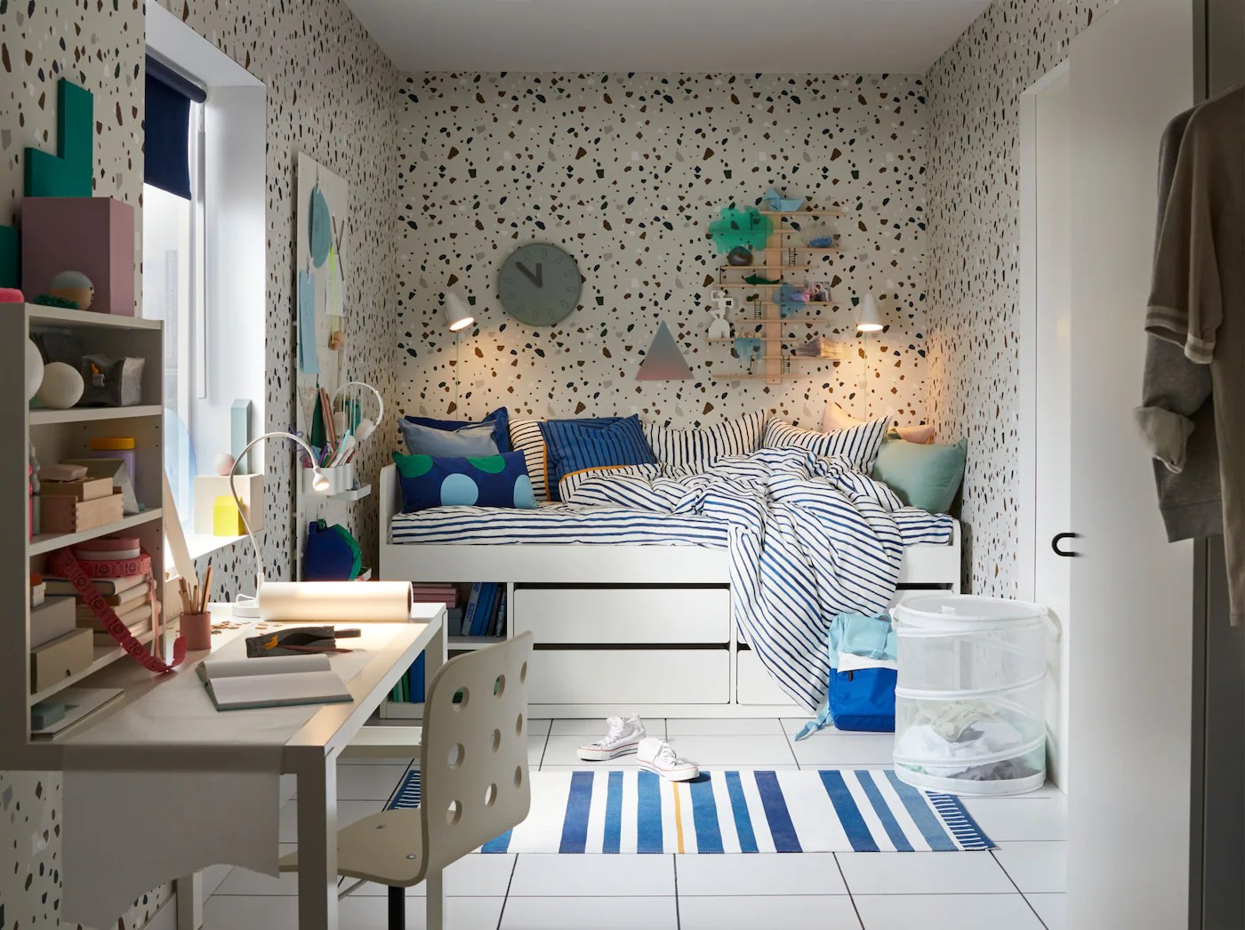 Une Chambre Cool Pour Un Preado Ikea