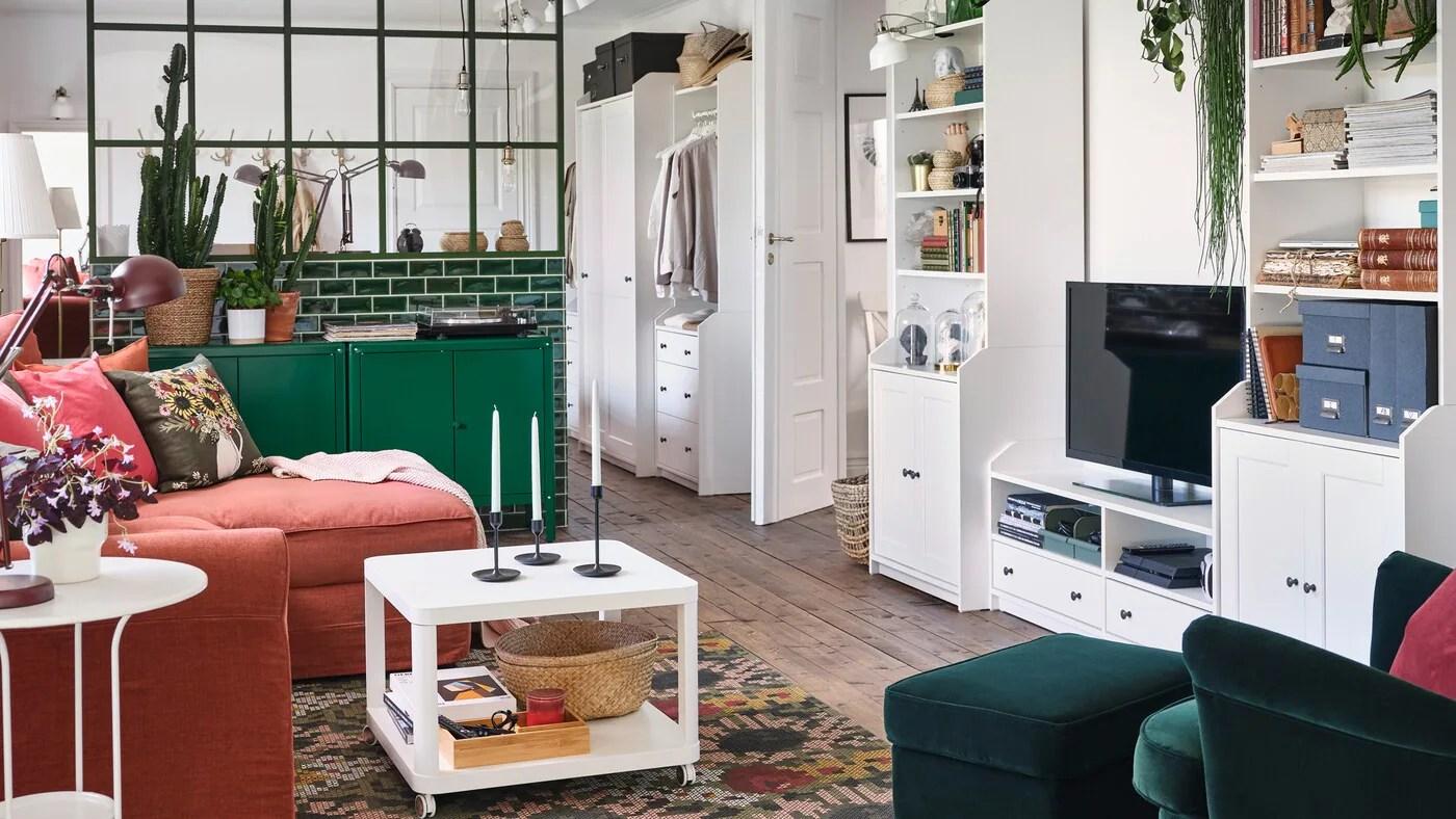 Une Galerie D Inspiration Pour Le Salon Ikea Ca