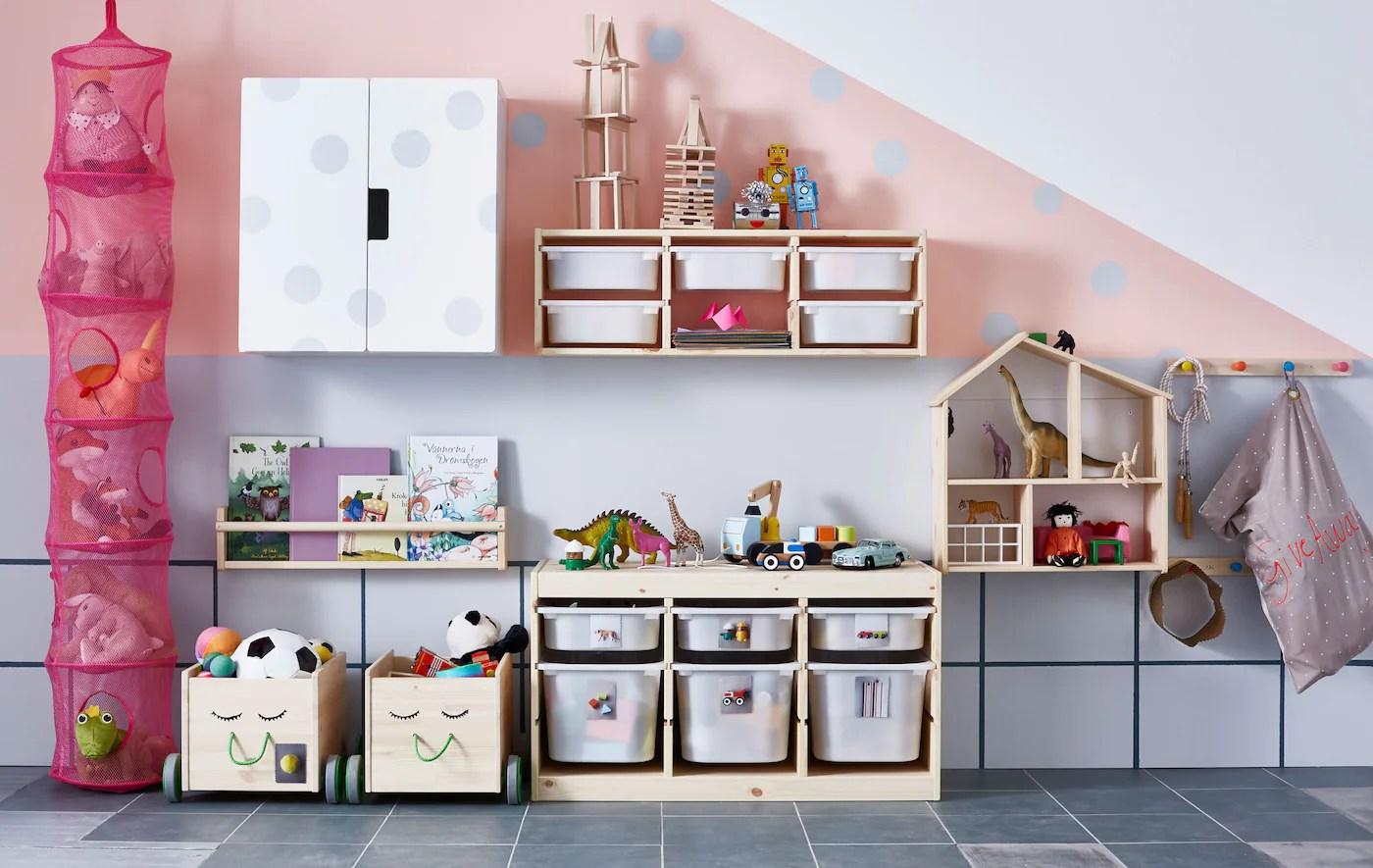 L Art D Organiser Rangements Pour Jouets Ikea