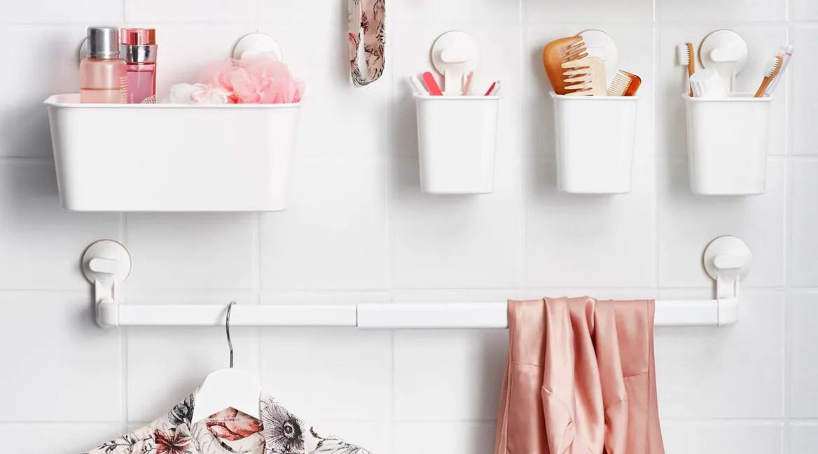 accessoires de bain a moins de 10