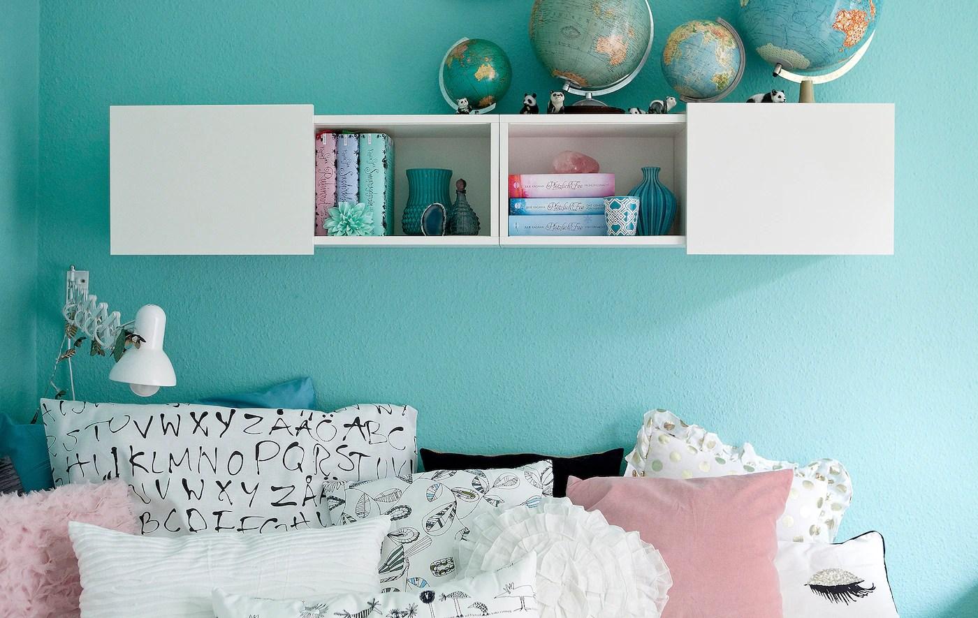 Un Espace Pour Ado Voué à La Détente Et à Létude Ikea