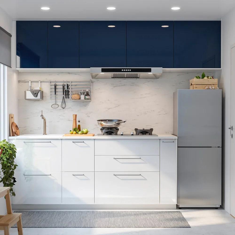Cuisines Metod Finition Ringhult Blanc Ikea