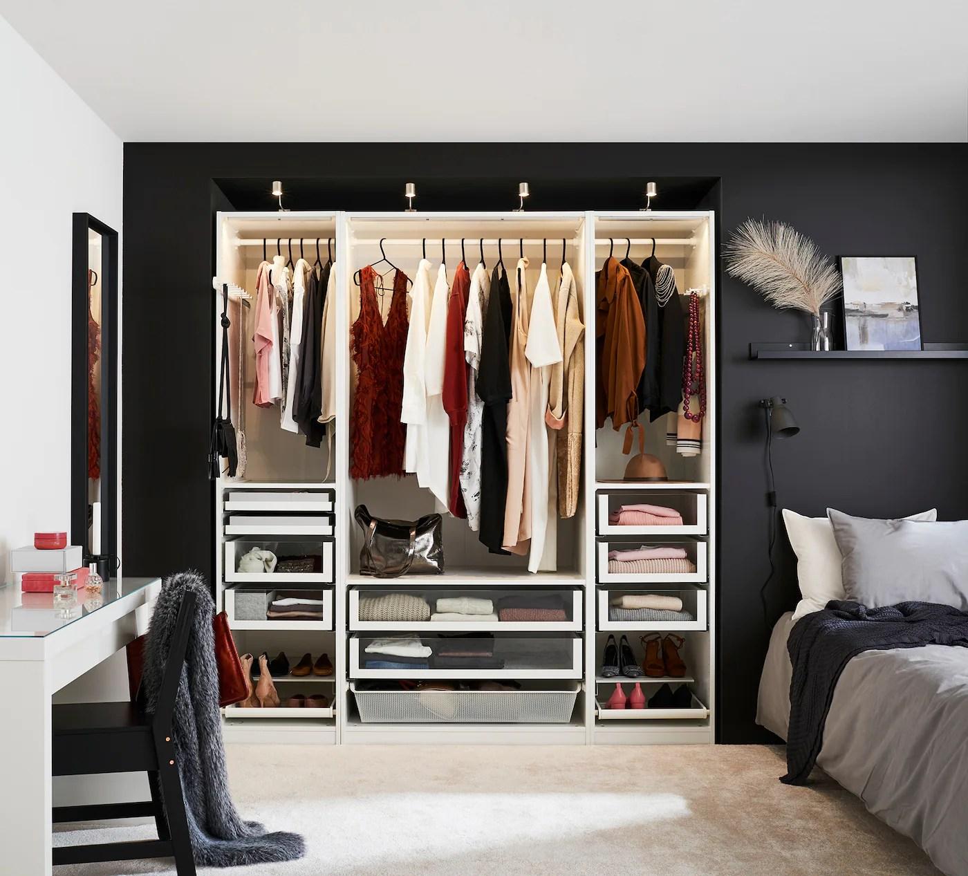 Schrankbeleuchtung Fur Deinen Kleiderschrank Ikea Deutschland