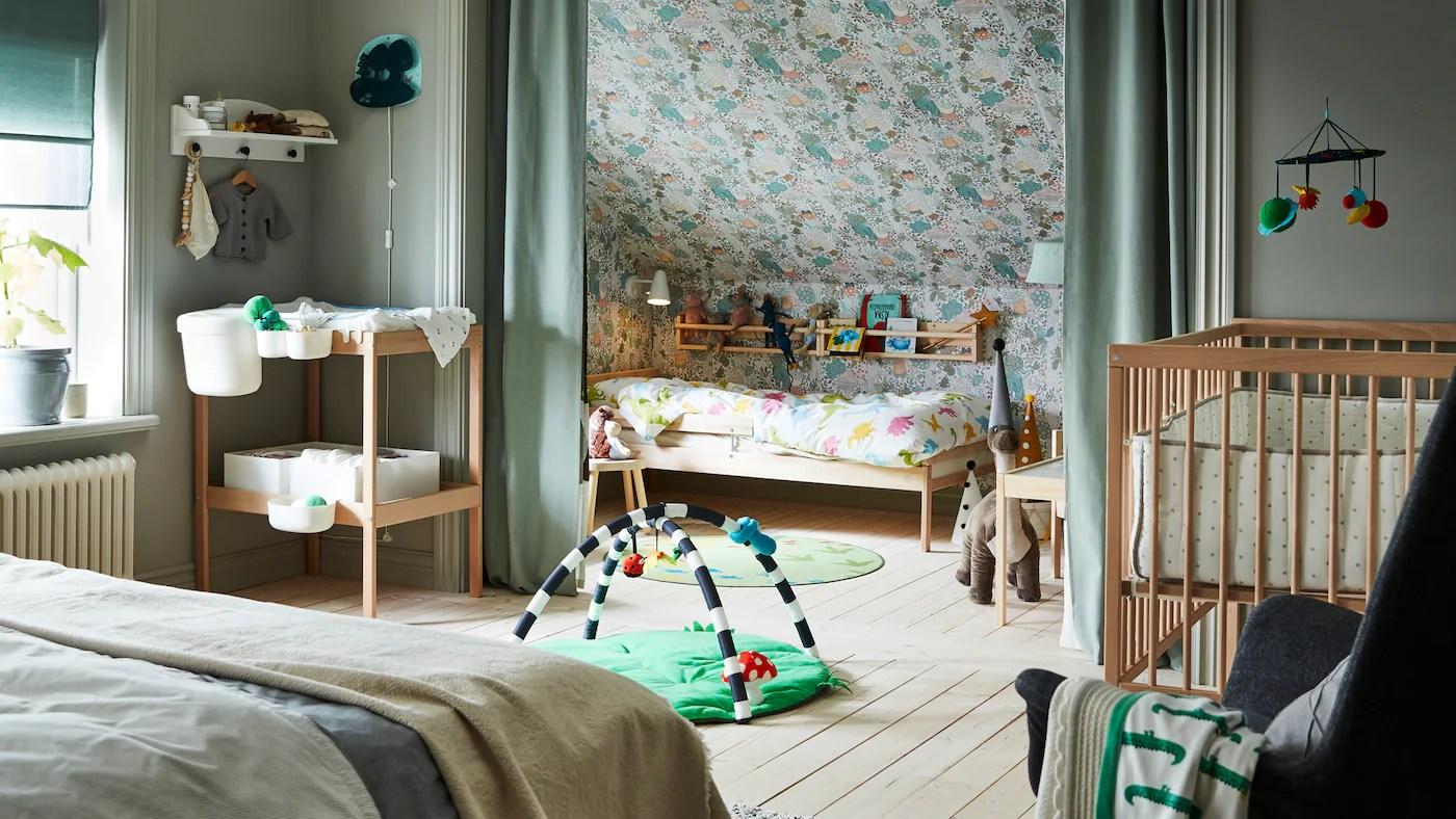 Indretning Af Bornevaerelse Fa God Inspiration Her Ikea