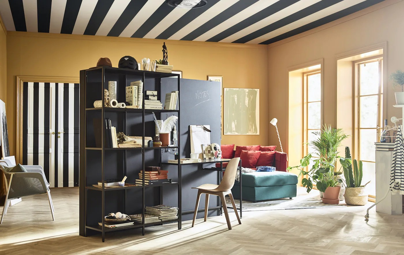 Stylistens Stue Sasas Moderne Vri Pa Ei Tradisjonell Stue Ikea