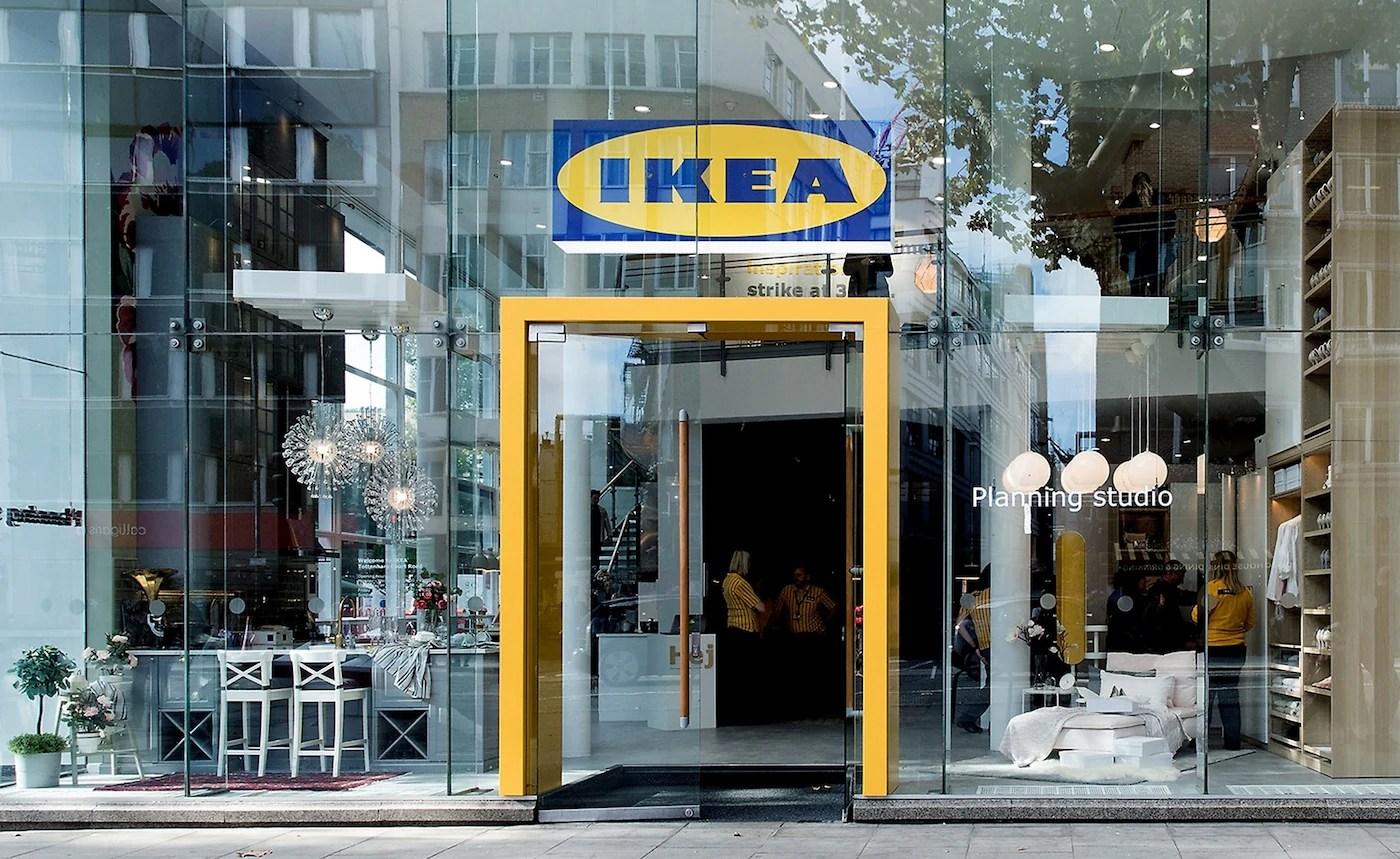 Ikea Planning Studios Stores Ikea