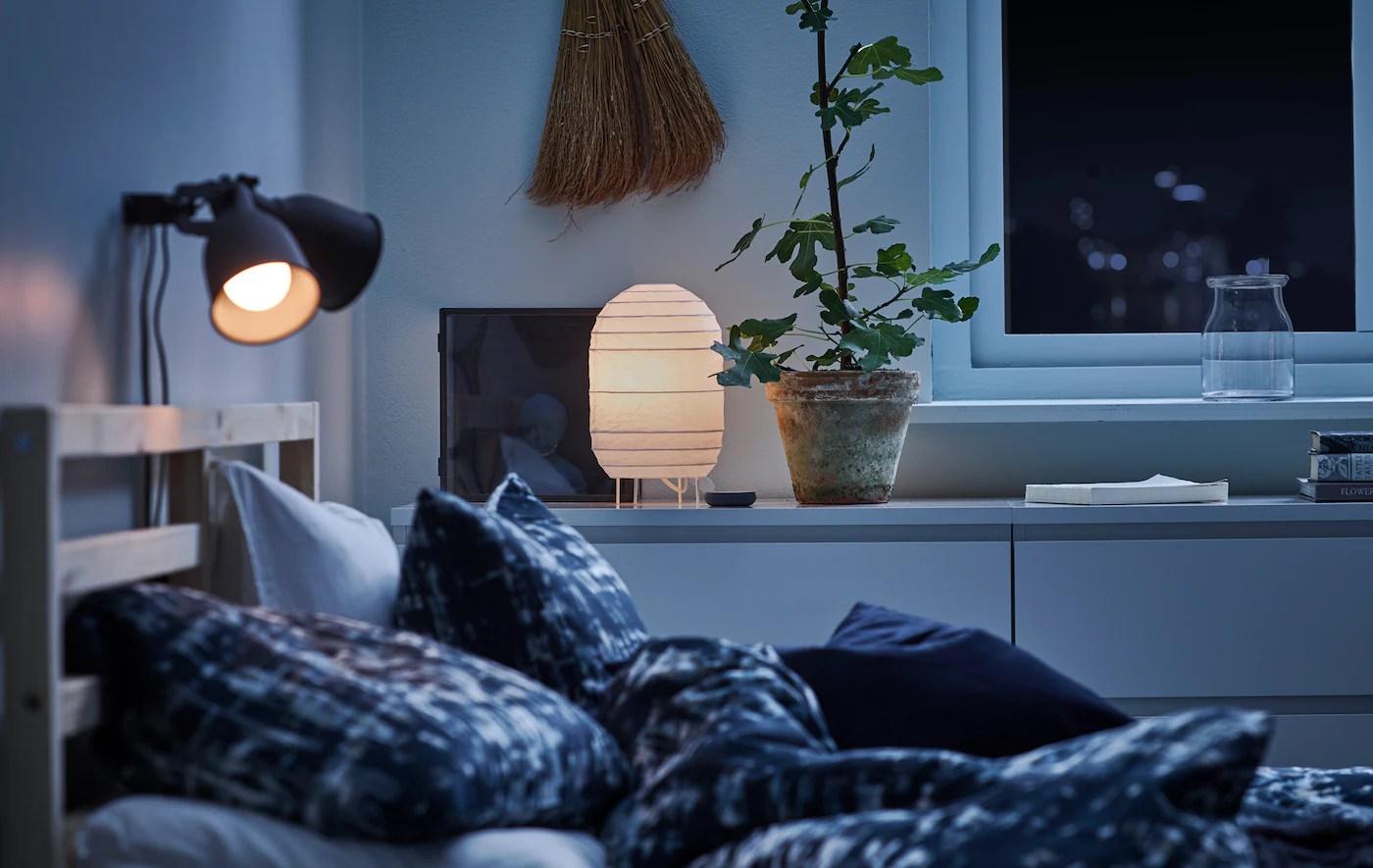 Fa Nye Sovevaner Med Den Rigtige Belysning Ikea