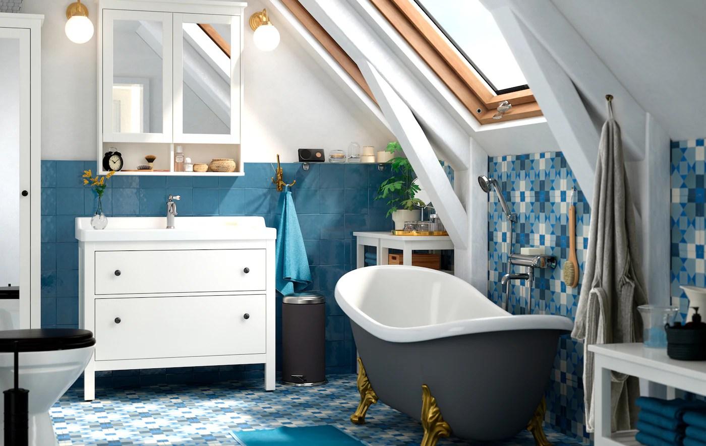 Ideen für dein eigenes Wellness Badezimmer   IKEA Deutschland