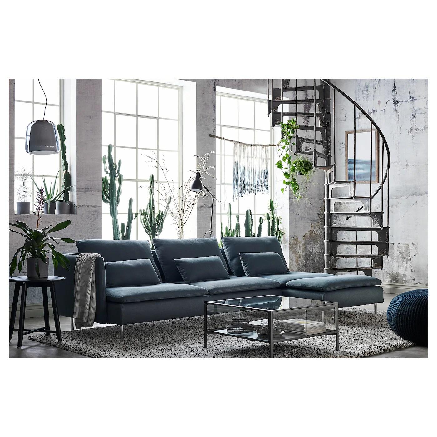 chaise longue finnsta turquoise ikea