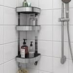 Commercial Kitchen Shelves Stainless Steel Wall Shelf Restaurant Workshop Stores