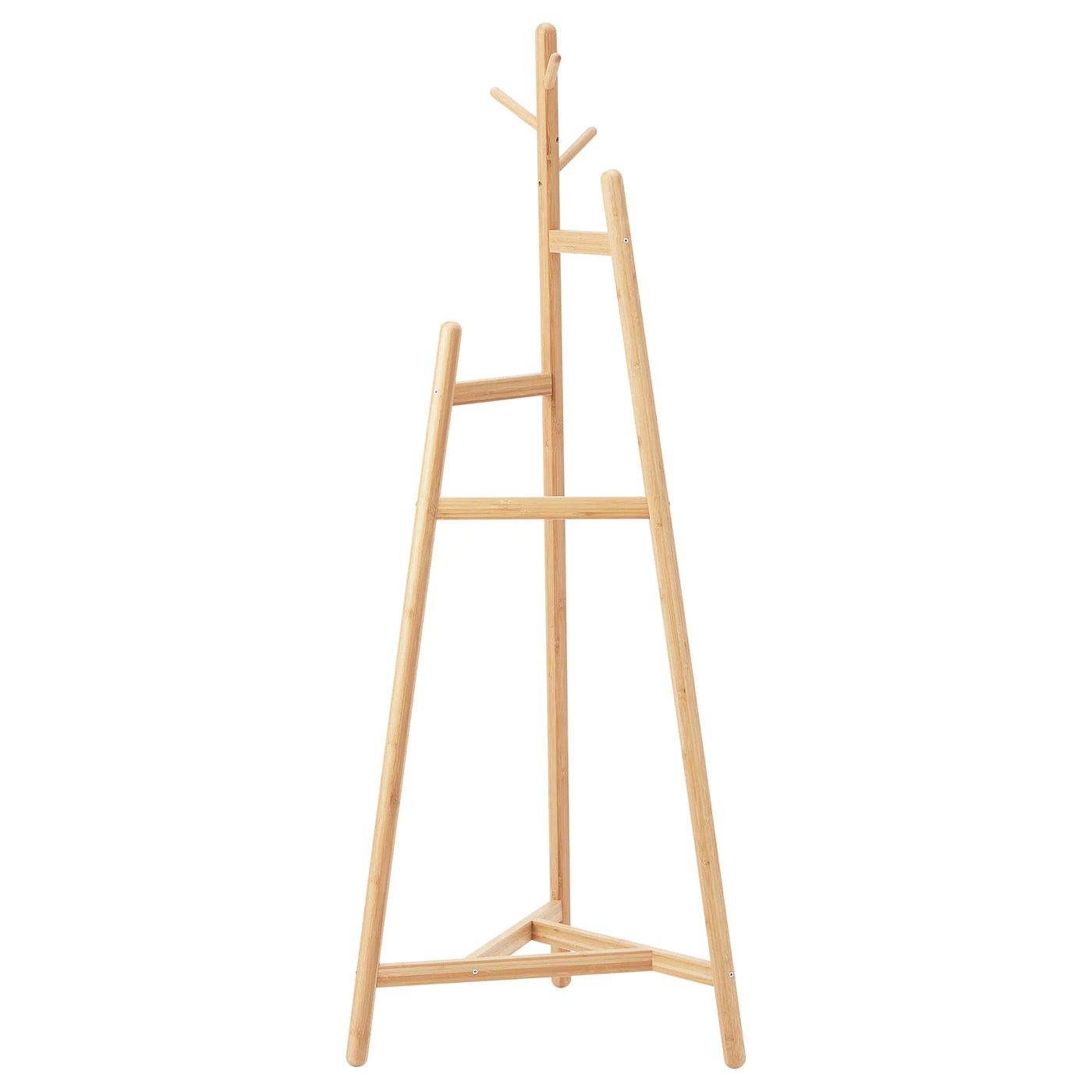 Morsning Valet Stand Bamboo Ikea