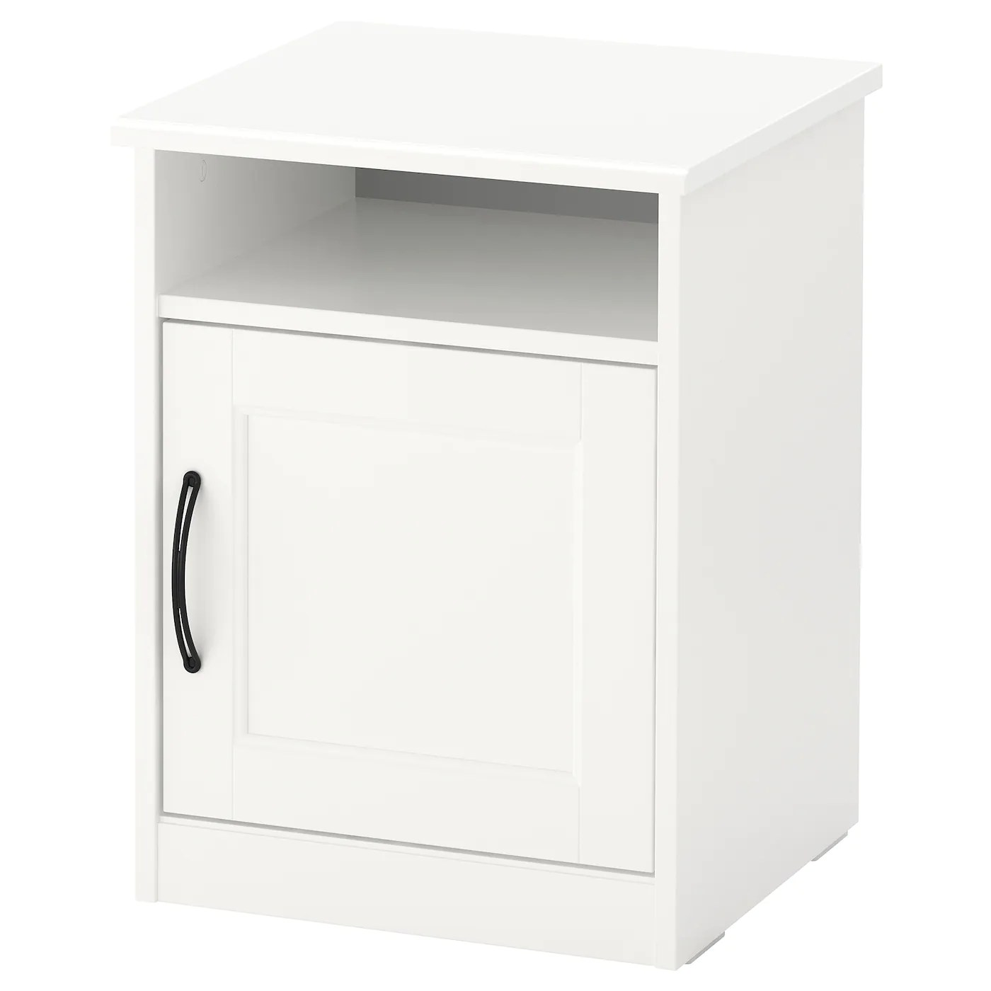 Songesand Bedside Table White