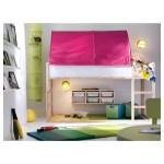 Pink Ikea Kura Bed Tent Bed Tents Automotive