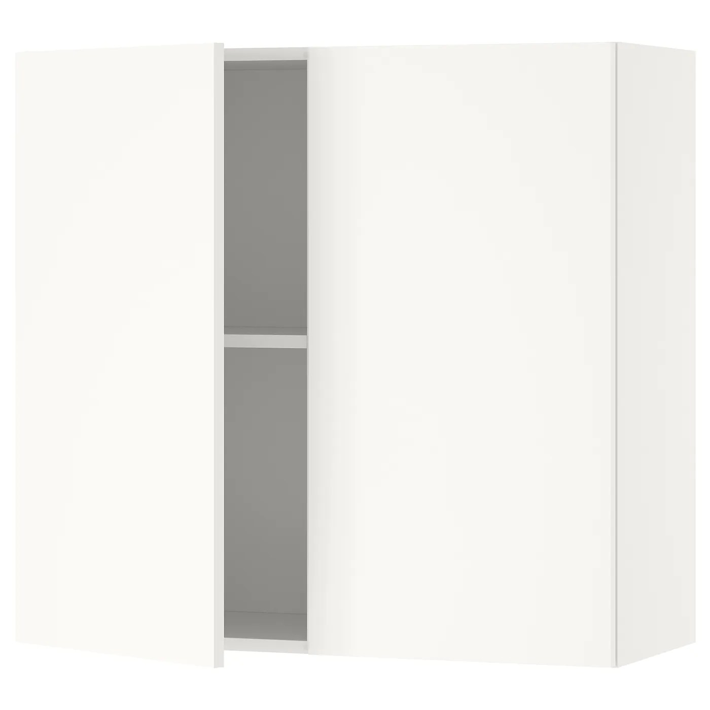 Knoxhult Wall Cabinet With Doors White Ikea