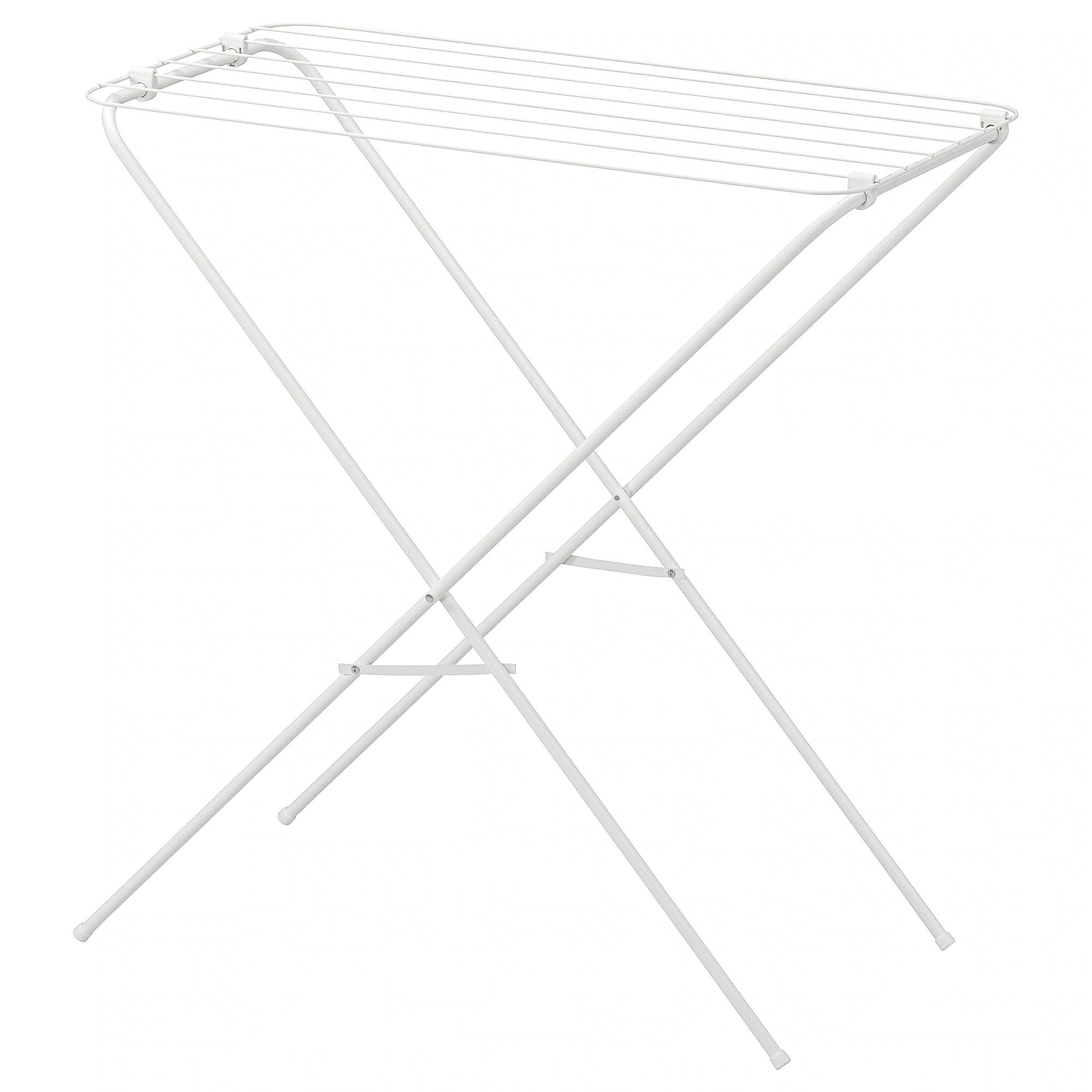 Jall Sechoir Interieur Exterieur Blanc Ikea