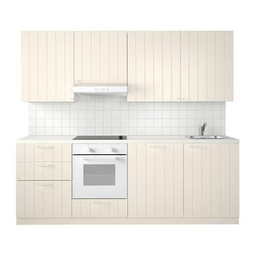 Metod Kitchen White Maximera Hittarp Off White