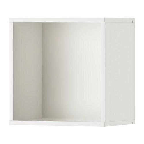 FÖRHÖJA Väggskåp IKEA Kan hängas under ett väggskåp eller direkt på väggen.