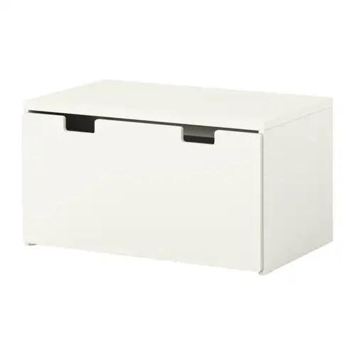 STUVA Bänk med förvaring IKEA Dörrar, lådor och backar är både skyddande och dekorativa; välj det som passar dig bäst.