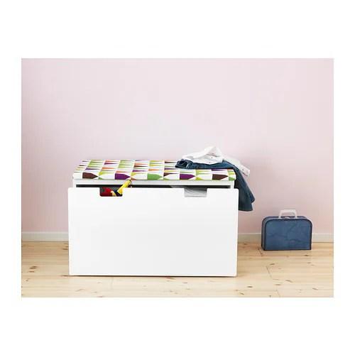 VISSLA Dyna till bänk IKEA Förvandlar en bänk till en mjuk, bekväm sittplats och passar perfekt till bänken STUVA.