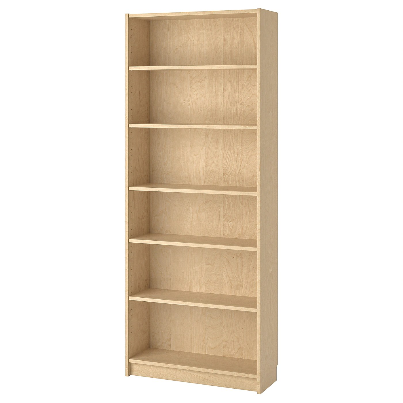 Bookcase Billy Birch Veneer
