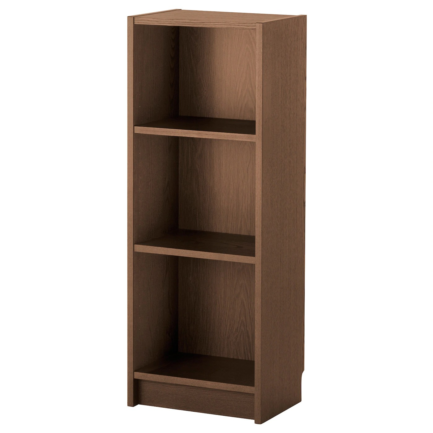 Bookcase Billy Brown Ash Veneer