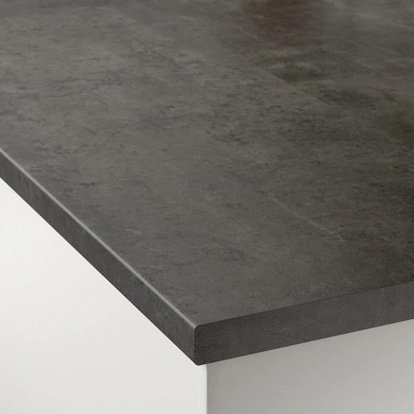 Ekbacken Countertop Concrete Effect