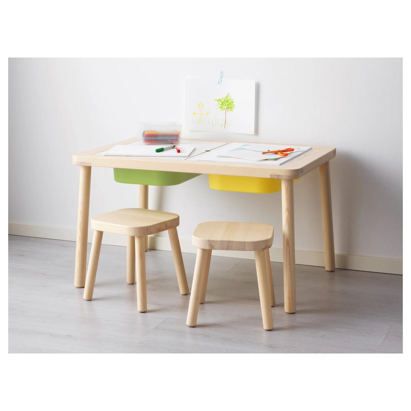 Flisat Children S Table 32 5 8x22 7 8 Ikea
