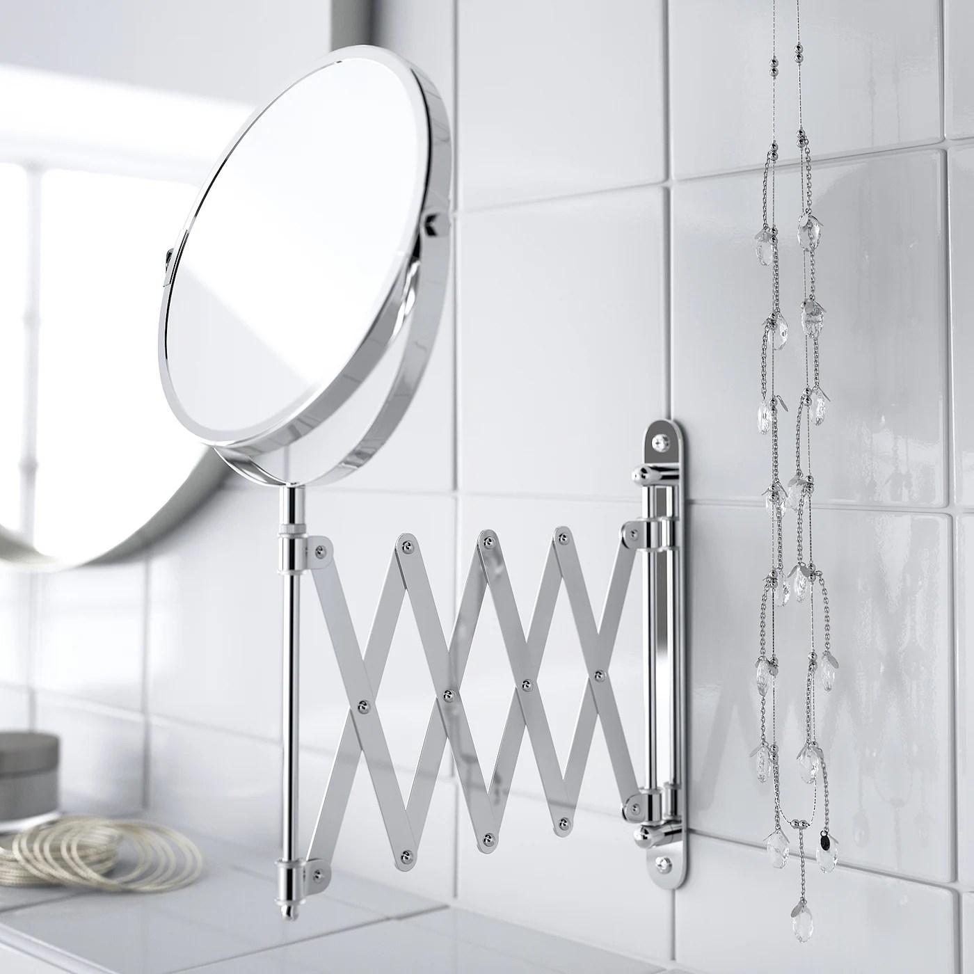 Frack Mirror Stainless Steel Ikea