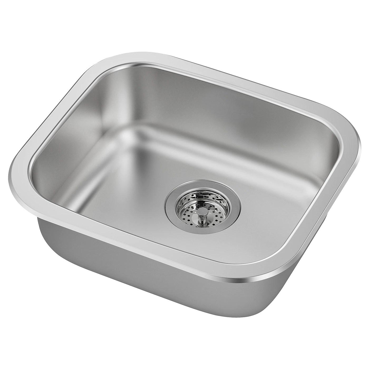 kitchen sinks stainless steel double