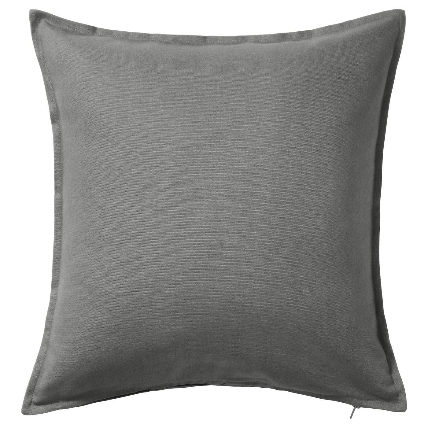gurli cushion cover gray 26x26