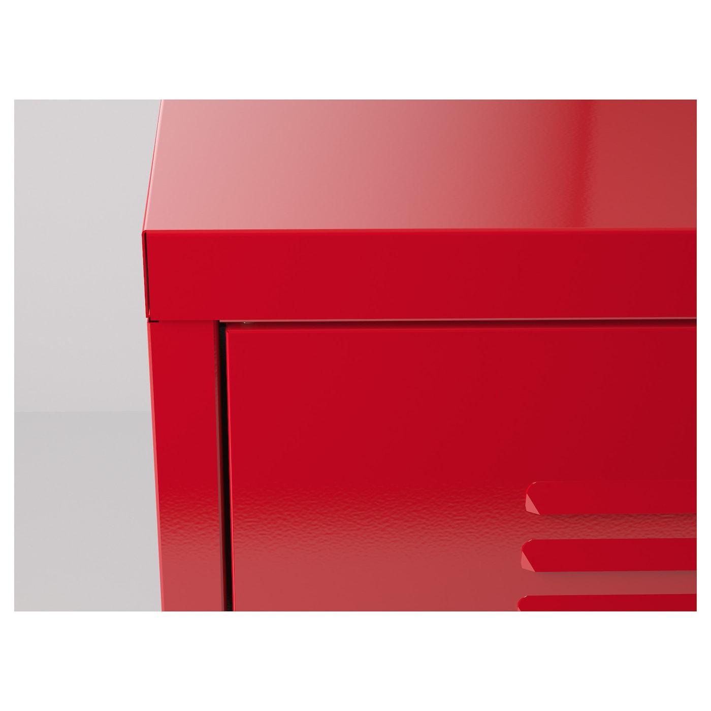 Ikea Ps Cabinet Red 46 7 8x24 3 4 Ikea