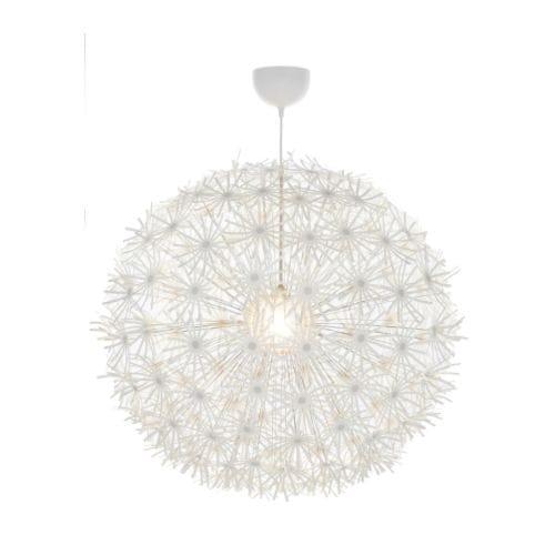 "IKEA PS MASKROS Pendant lamp  Diameter: 32 "" Cord length: 71 ""  Diameter: 80 cm Cord length: 180 cm"